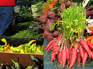 Photo of Lummi Farmer's Market courtesy of whatcomlocavore.com