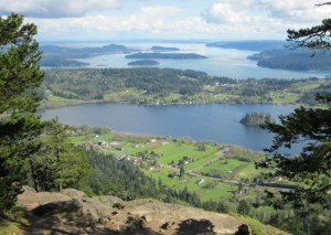 Photo from the Summit of Mt. Erie Courtesy of tripadvisor.com